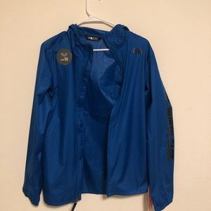 *NEW* Blue The North Face Windbreaker